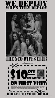 NCO-Wives-Club