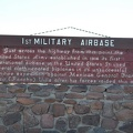 1st US Airbase