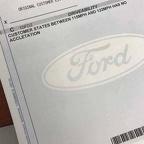 Ford Complaint