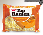 pumpkin spice top-ramen