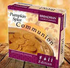 Pumpkin Spice Communion