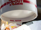 In and Out Satan