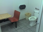 Toilet Waiting Room